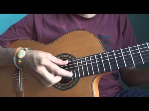 Como tocar Pirekuas (Musica Purepecha) (Tutorial Primera Parte. Acompañamiento)