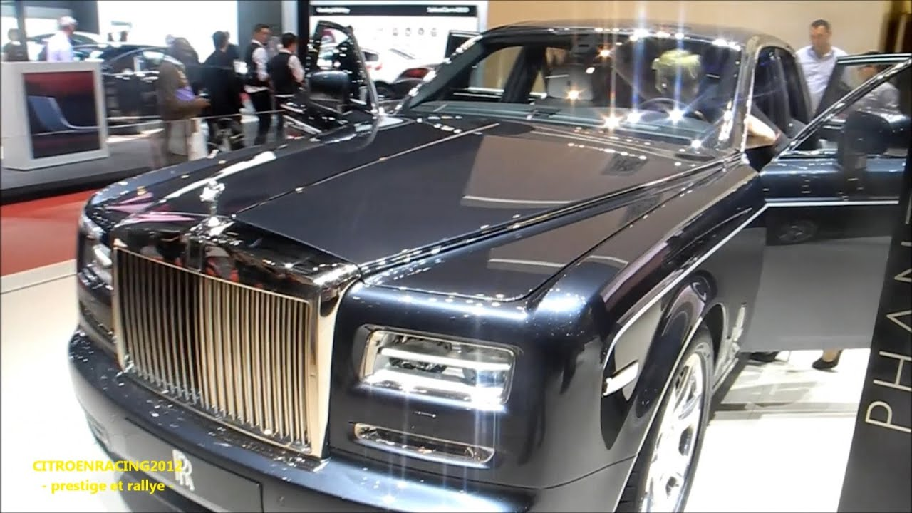 ROLLS-ROYCE PHANTOM 2016 V12 luxury limousine serie II ...