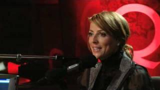 Jockey Chantal Sutherland on Q TV