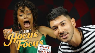 Liza Koshy and the Liza on Demand Cast Get Their Mind Blown with Magic! - Hocus Focus