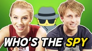 WHO'S THE SPY...AGAIN! (Squad Vlogs)