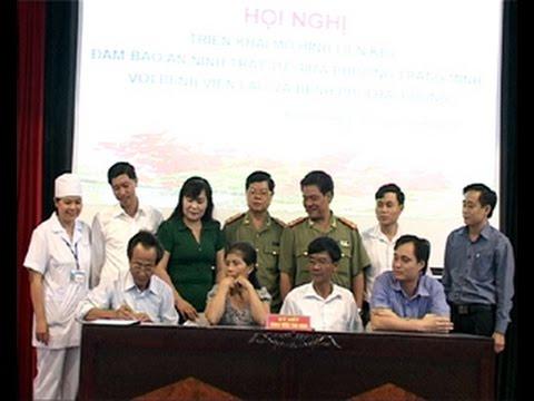 HN triển khai mô hình liên kết bảo vệ TT giữa phường Tràng Minh và bệnh viện Lao và bệnh phổi HP