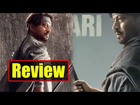Check Out Irrfan Khan's Madaari Review Before Release!
