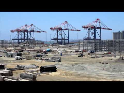 Pulse of the Port: Middle Harbor, Mercedes comes to Long Beach