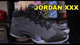 JORDAN XXX (30) BLACK CAT REVIEW + ON FEET