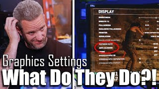 Tested: Graphics settings and how they affect performance