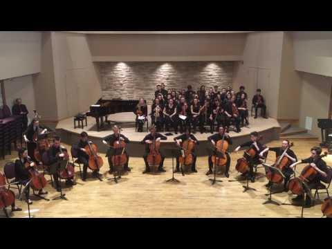 The Cello Song (J. S. Bach/Robert Sharp Nelson)