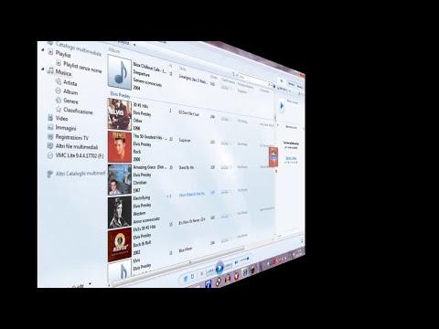 Microsoft Windows Media Player Italiano Prima Parte