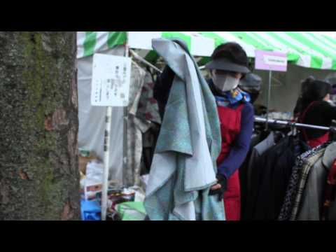 Welsh Girl in Japan Week 5 - Tokyo Vintage Clothes & Markets