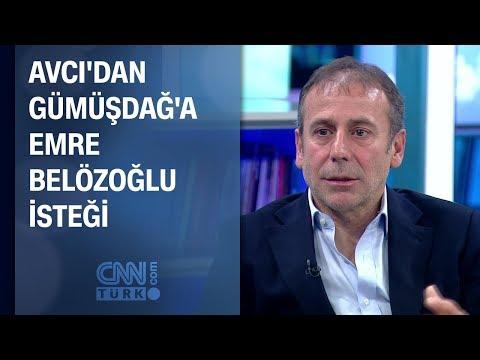 Abdullah Avcı'dan Gümüşdağ'a Emre Belözoğlu isteği