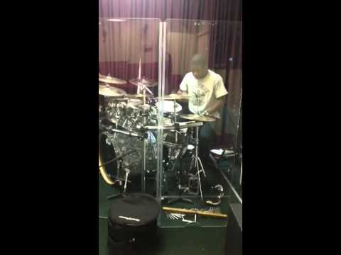 You Are God Alone-william Mcdowell(drum Cover) By Ian Asibey video