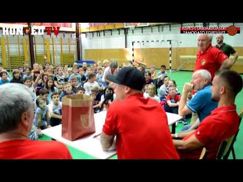 Honvéd TV | Vendégségben a Vass Lajos Általános Iskolában - kattintson a lejátszáshoz!