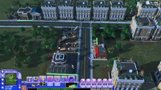 Прохождение игры simcity город с характером