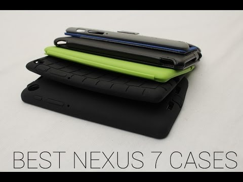 Nexus 7 (2013) - Best Cases!
