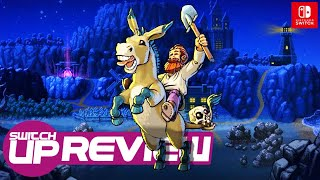 Graveyard Keeper Switch Review - STARDEW VALLEY OF THE DEAD!