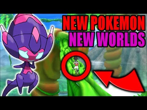 AN AWESOME NEW POKEMON AND NEW WORLDS! Pokemon Ultra Sun and Ultra Moon NEW Trailer Analysis