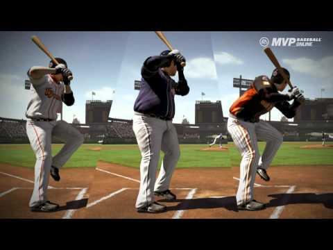 MVP Baseball Online Gameplay PV [KR]