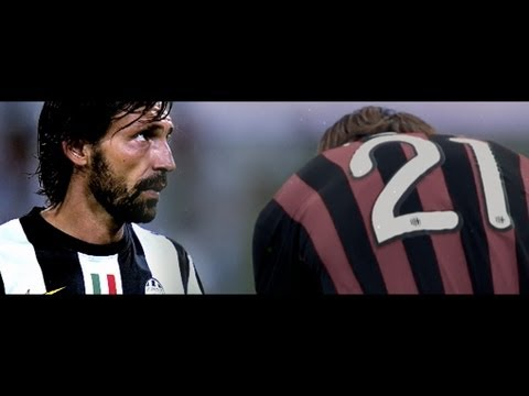 The Andrea Pirlo Film | 1080p | 1995-2013
