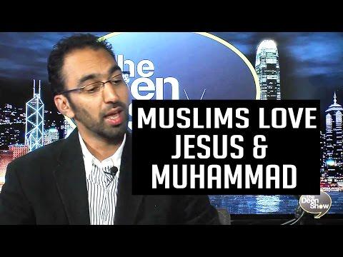 Muslims LOVE Jesus & Muhammad the LAST Prophet in ISLAM - The Deen Show