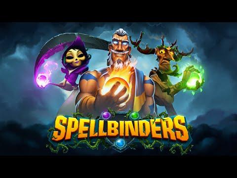 Spellbinders Official Launch Trailer