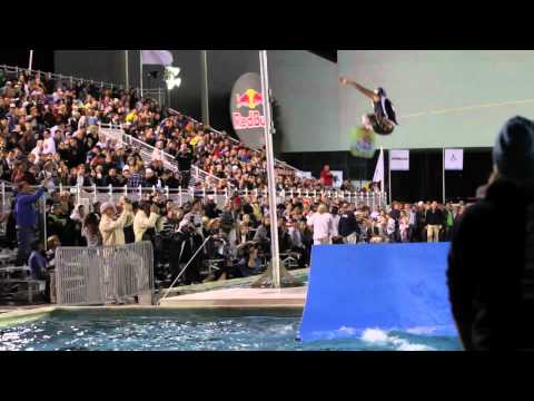 Red Bull Wake of Fame - Wakeboard & wakeskate competition in an Olympic-sized pool