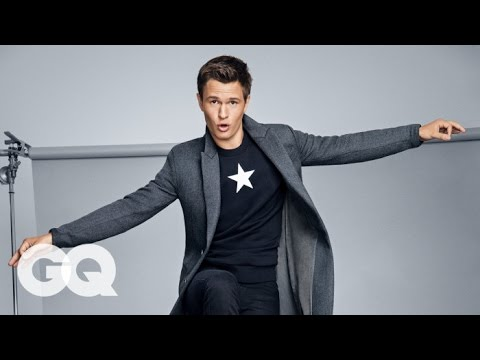 Divergent Star Ansel Elgort is Pretty Stoked He Moved Out of His Parents' House – GQ