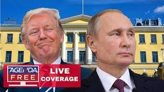 Trump-Putin Press Conference - LIVE COVERAGE
