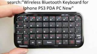 Mini Bluetooth Keyboard dont let you joke by too high prices!
