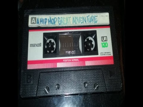 Classic New York Radio - A Hip Hop Great Adventure Side A