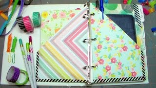diy planner how to make a cheap luxury planner budget planner