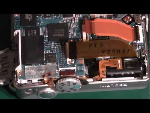 Nikon Coolpix 5200 Camera Repair
