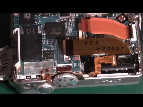 Nikon Coolpix 5200 Camera Repair