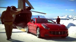 Trying The Ferrari FF: The Four Wheel Drive Ferrari - Fifth Gear
