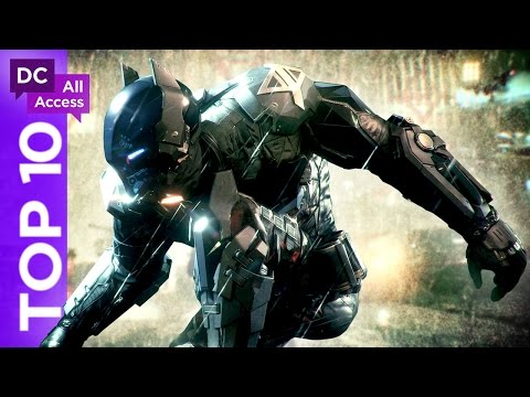 Batman: Arkham Knight – Top 10 Things We're Looking Forward To