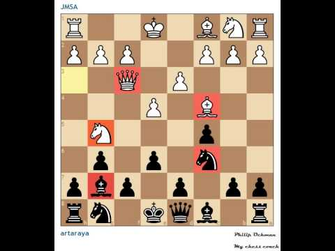 Live online introduction chess lesson by Philip Ochman