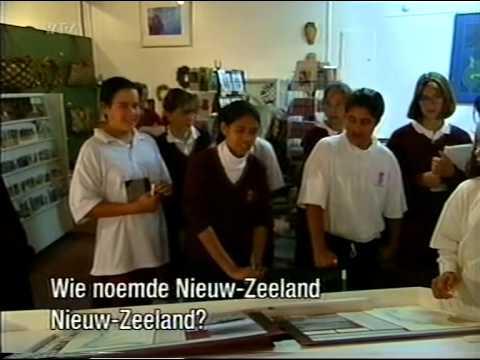 88 (1995) De wereld van Boudewijn Buch - Nieuw-Zeeland: Abel Tasman