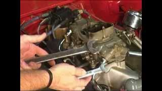 How to: Remove A Carburetor For Service Or Rebuild