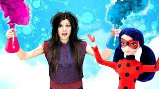 Тайна Леди Баг раскрыта! Маринетт и Адриан в ToyClub - Видео для девочек