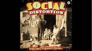 Watch Social Distortion Alone And Forsaken video