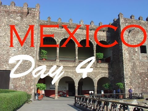 Our Class Trip to Mexico Cuernavaca (Museum, Zocalo) - DAY 4