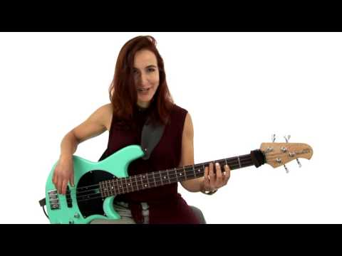 Lesson Bass - Learn To Play Bass Lesson 8