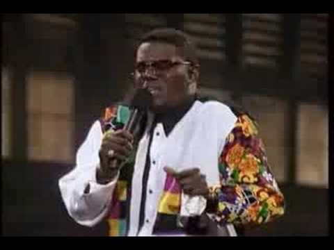Bernie Mac on Def Comedy Jam: All Stars Vol 2 1993