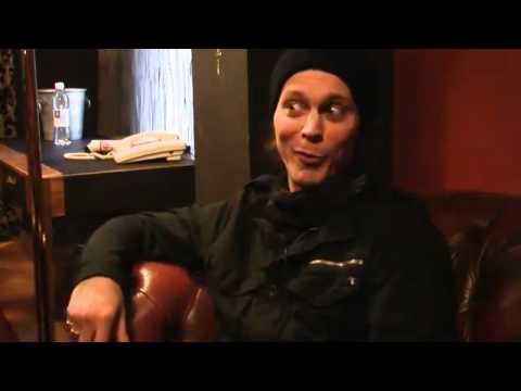 Ville Valo (HIM) Interview @ Radio Rock Finland 24.04.2013