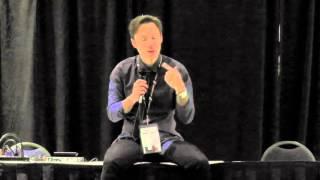 Anime Weekend Atlanta 2015 Michael Sinterniklaas Panel - Part 1