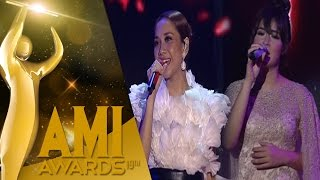 Download Lagu Kolaborasi  Bunga Citra Lestari Dan Raisa [Ami Award] [2016 29 Sept 2016] Gratis STAFABAND