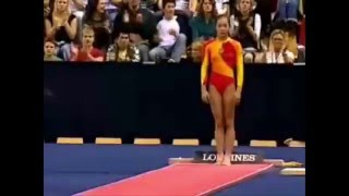 Who Did It Better? Cheng Fei vs Simone Biles - Cheng Vault