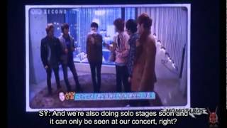 Infinite - Couple game @ 2nd Invasion [ENG]