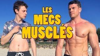 NORMAN - LES MECS MUSCLE?S