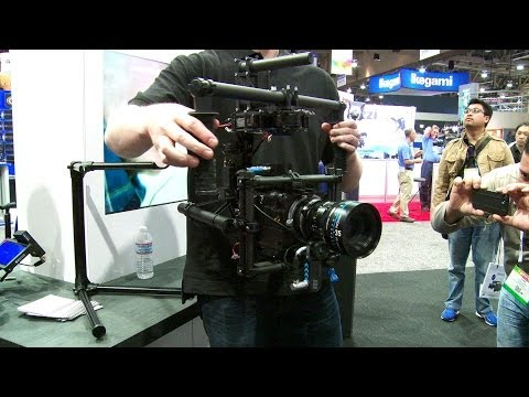 NAB 2014: Freefly Systems MōVI M15 & Accessories