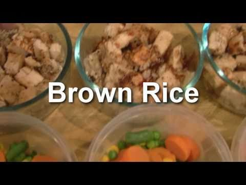 Healthy Lunch | Fat Loss | My Bodybuilding Meals
